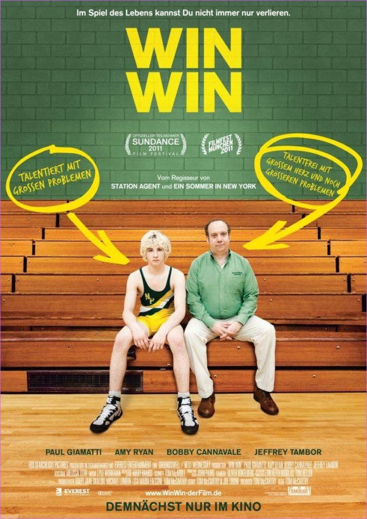 "Plakat von ""Win Win"""