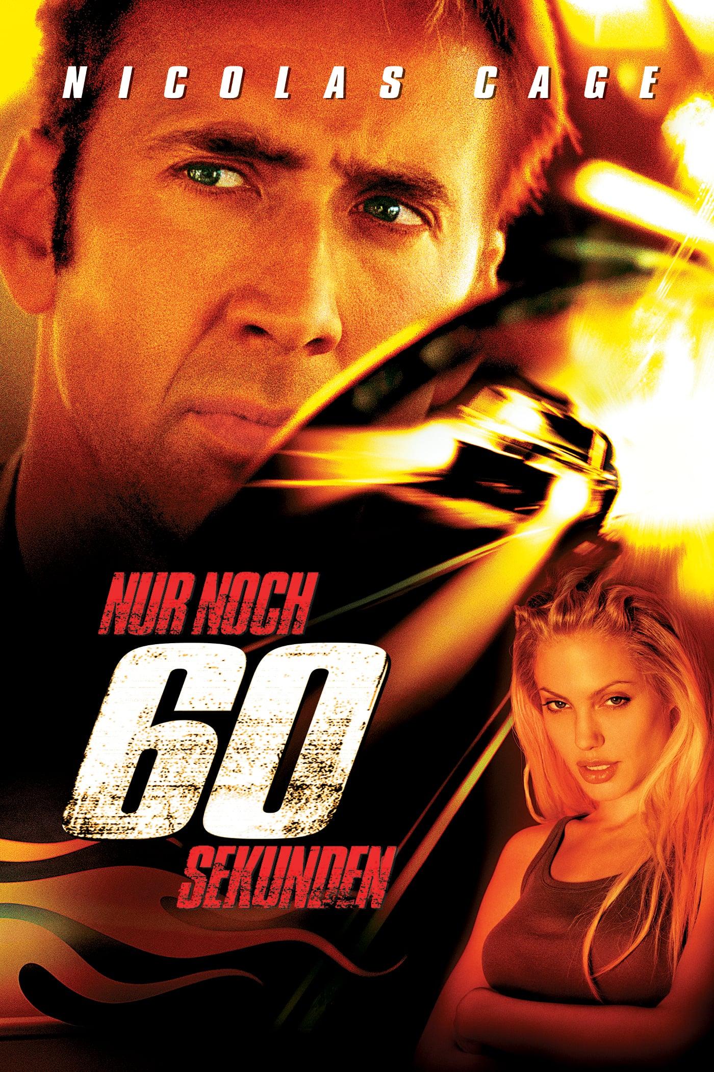 """Plakat von """"Nur noch 60 Sekunden"""""""