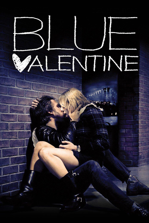 """Plakat von """"Blue Valentine"""""""