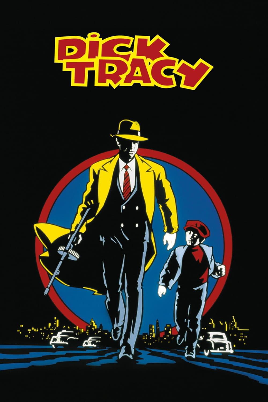 """Plakat von """"Dick Tracy"""""""