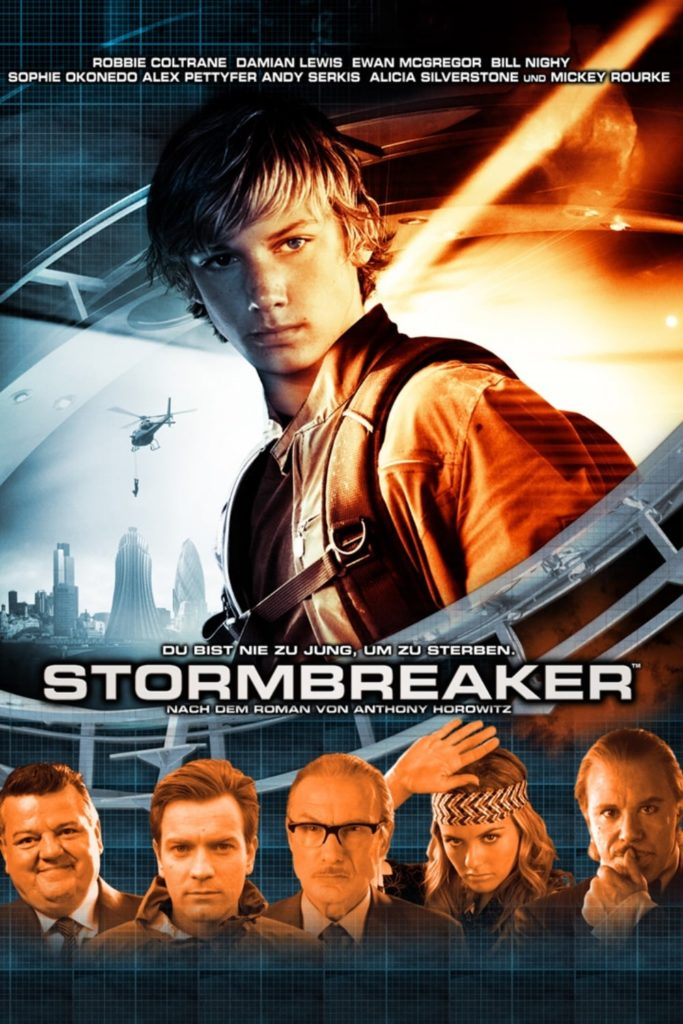 """Plakat von """"Stormbreaker"""""""