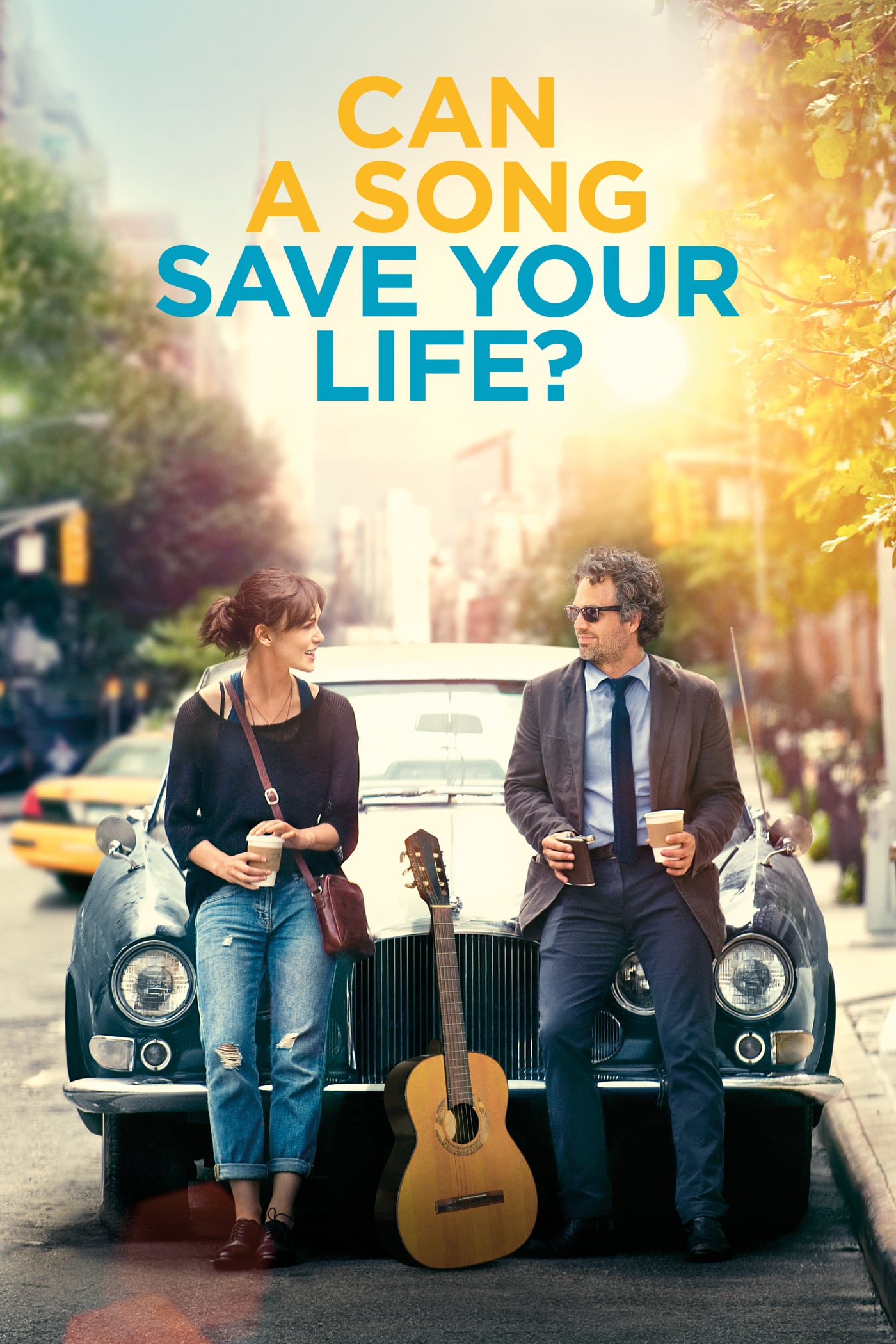 "Plakat von ""Can A Song Save Your Life?"""
