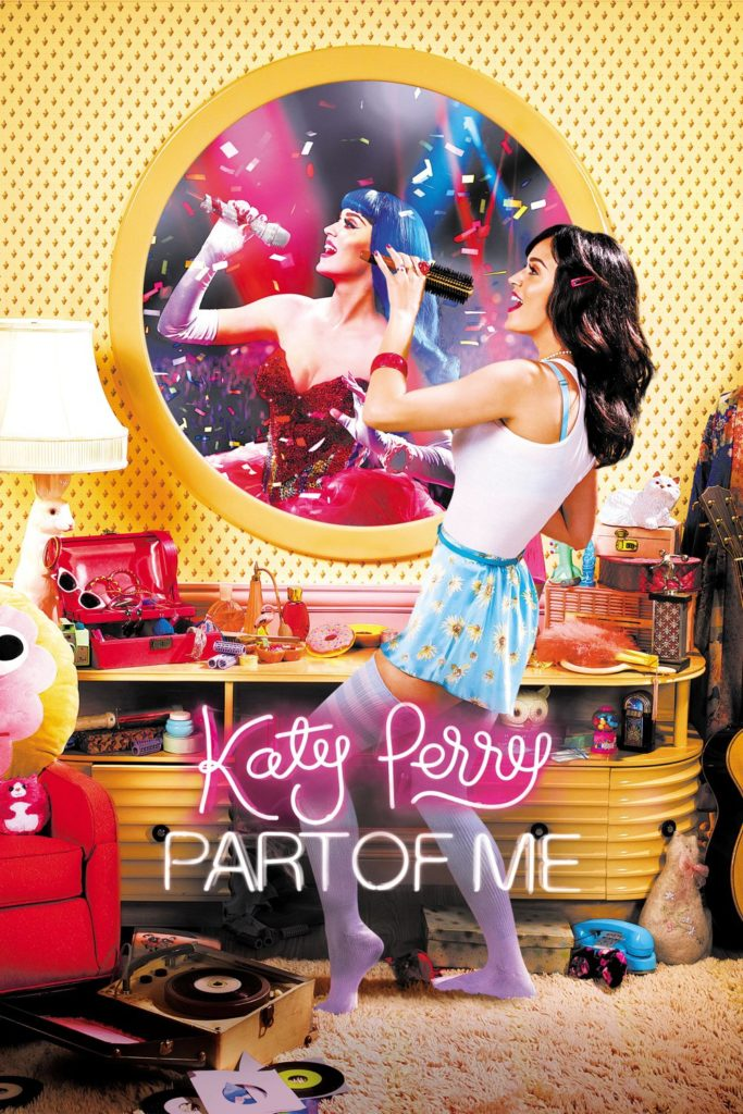 "Plakat von ""Katy Perry: Part of Me"""