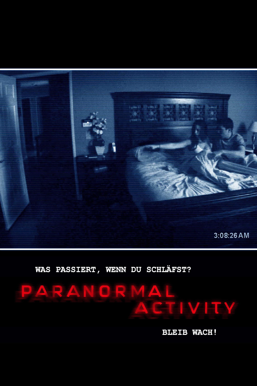 """Plakat von """"Paranormal Activity"""""""