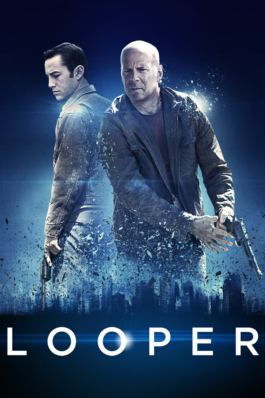 "Plakat von ""Looper"""