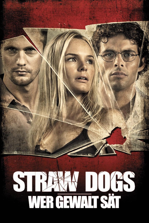 """Plakat von """"Straw Dogs - Wer Gewalt sät"""""""