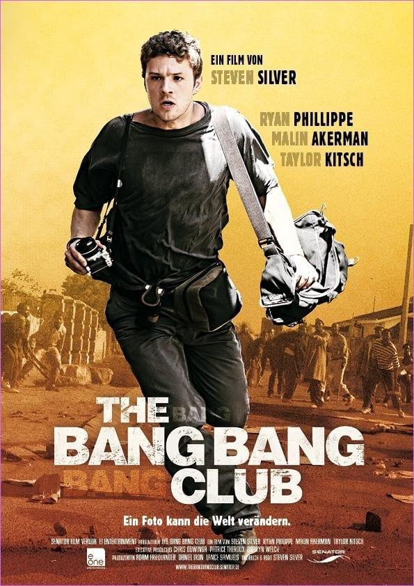 "Plakat von ""The Bang Bang Club"""
