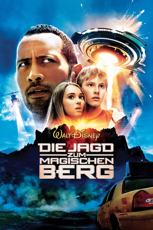 """Plakat von """"Die Jagd zum magischen Berg"""""""