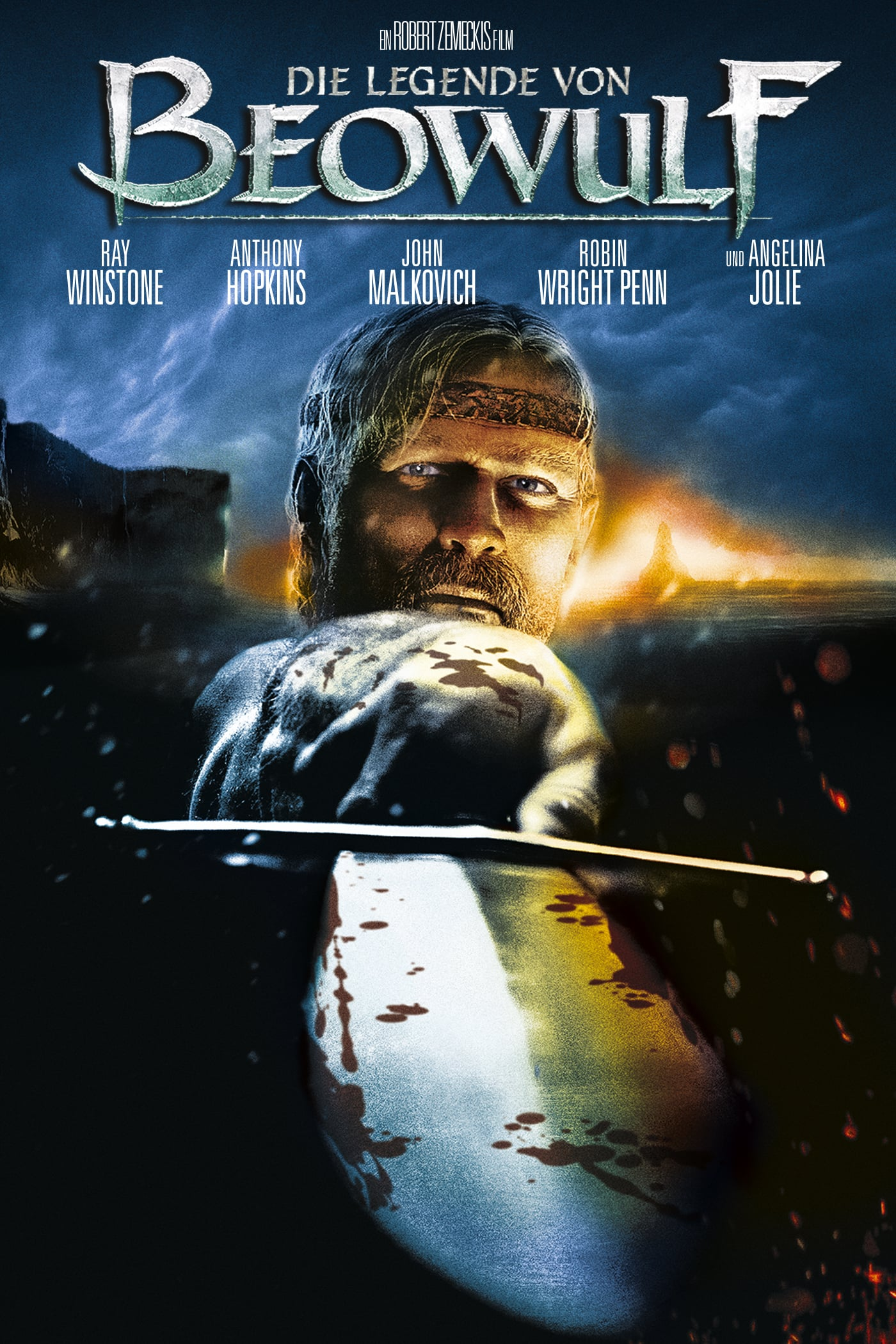 """Plakat von """"Die Legende von Beowulf"""""""