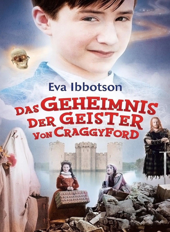 """Plakat von """"Das Geheimnis der Geister von Craggyford"""""""