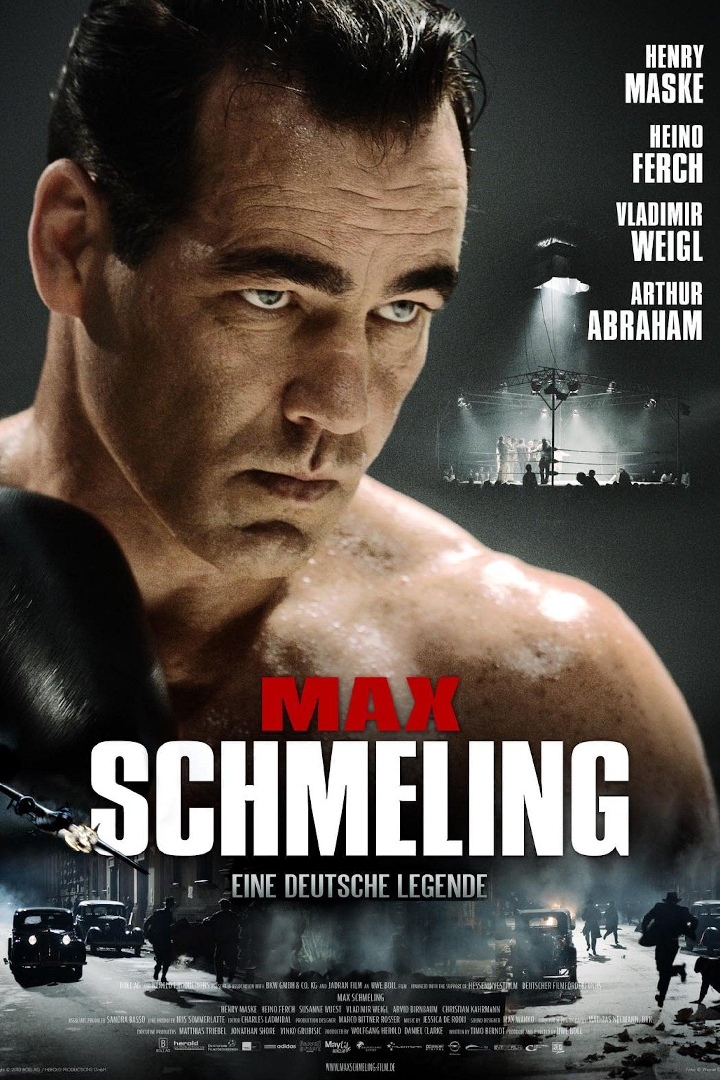 """Plakat von """"Max Schmeling"""""""