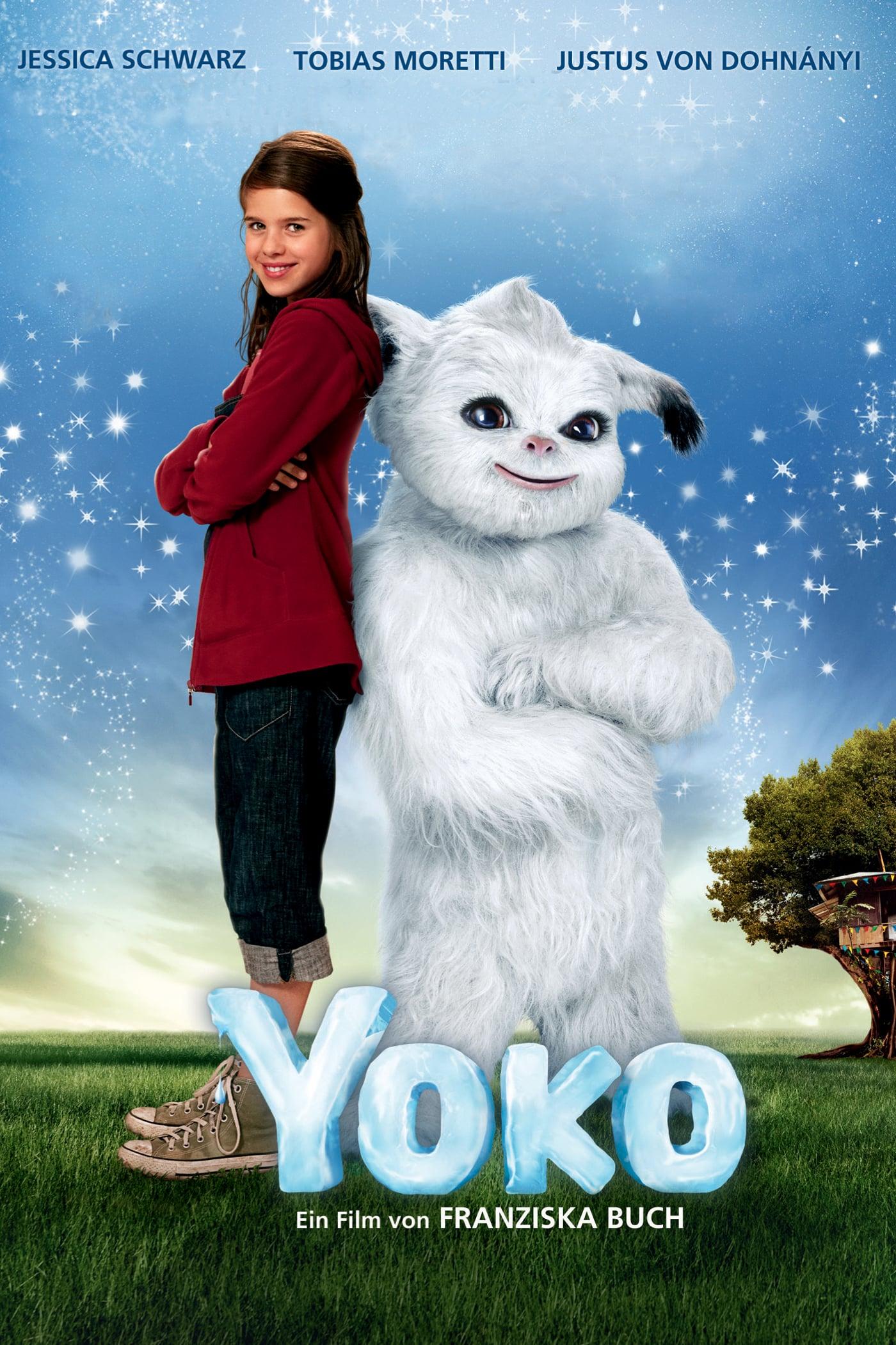 "Plakat von ""Yoko"""