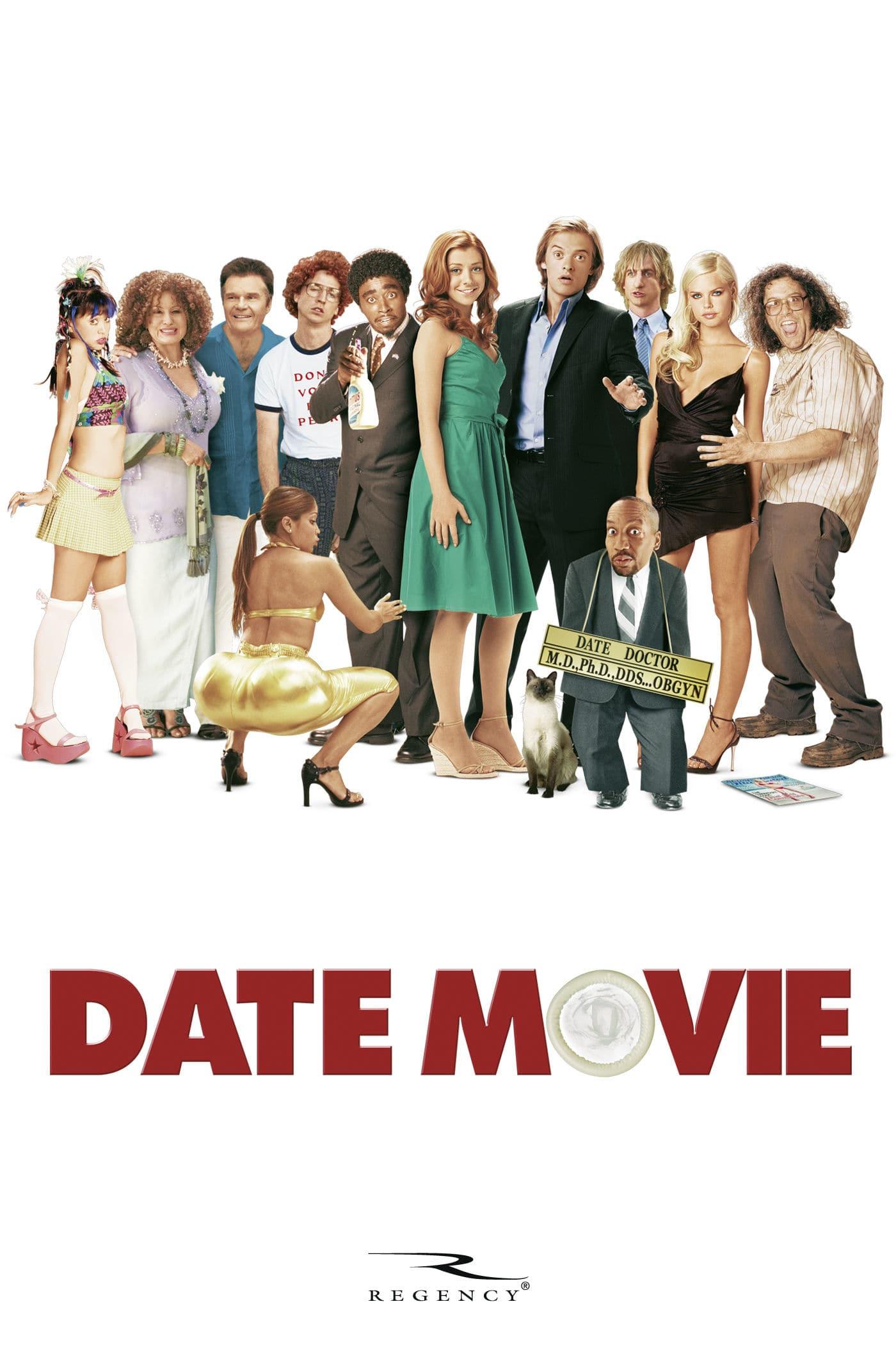 """Plakat von """"Date Movie"""""""