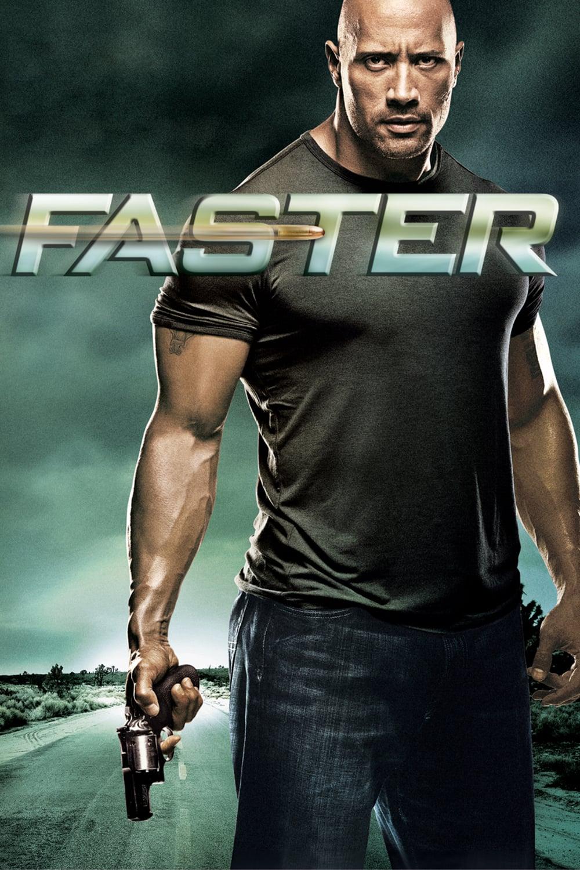 """Plakat von """"Faster"""""""