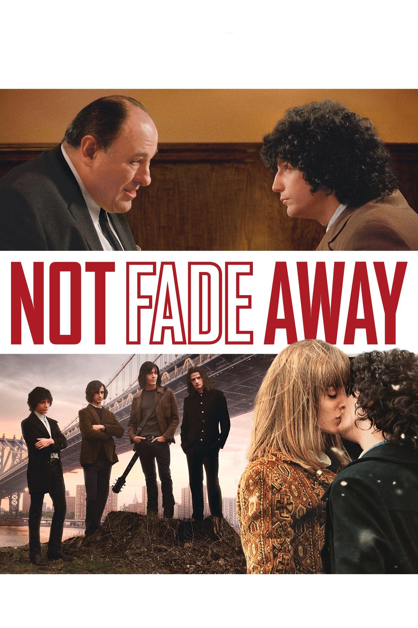 "Plakat von ""Not Fade Away"""
