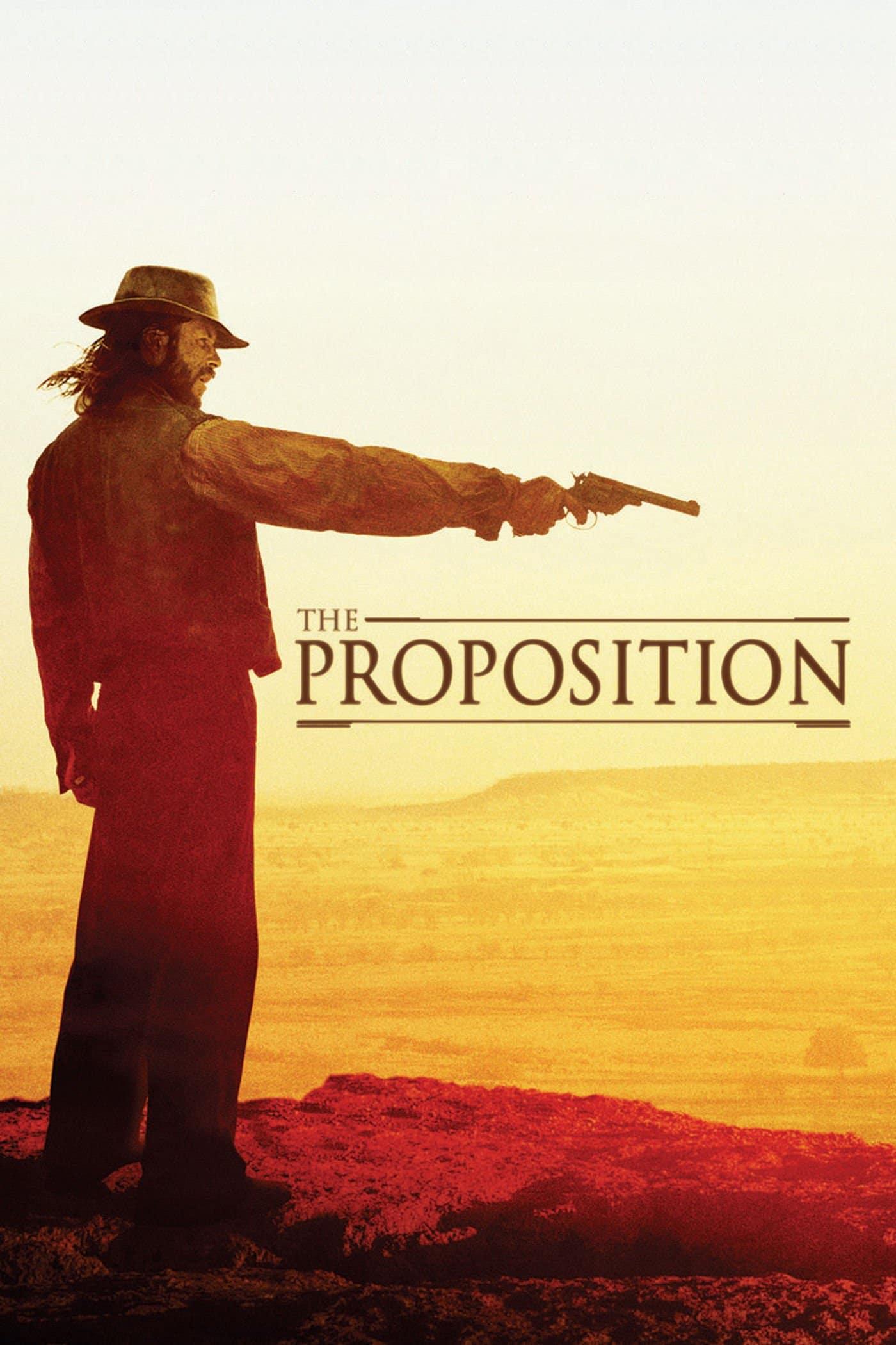 """Plakat von """"The Proposition - Tödliches Angebot"""""""