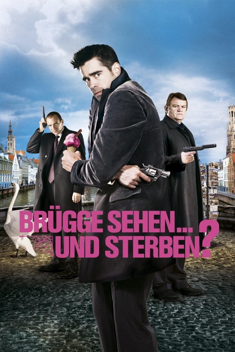 """Plakat von """"Brügge sehen... und sterben?"""""""