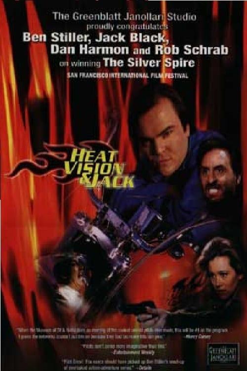 """Plakat von """"Heat Vision and Jack"""""""