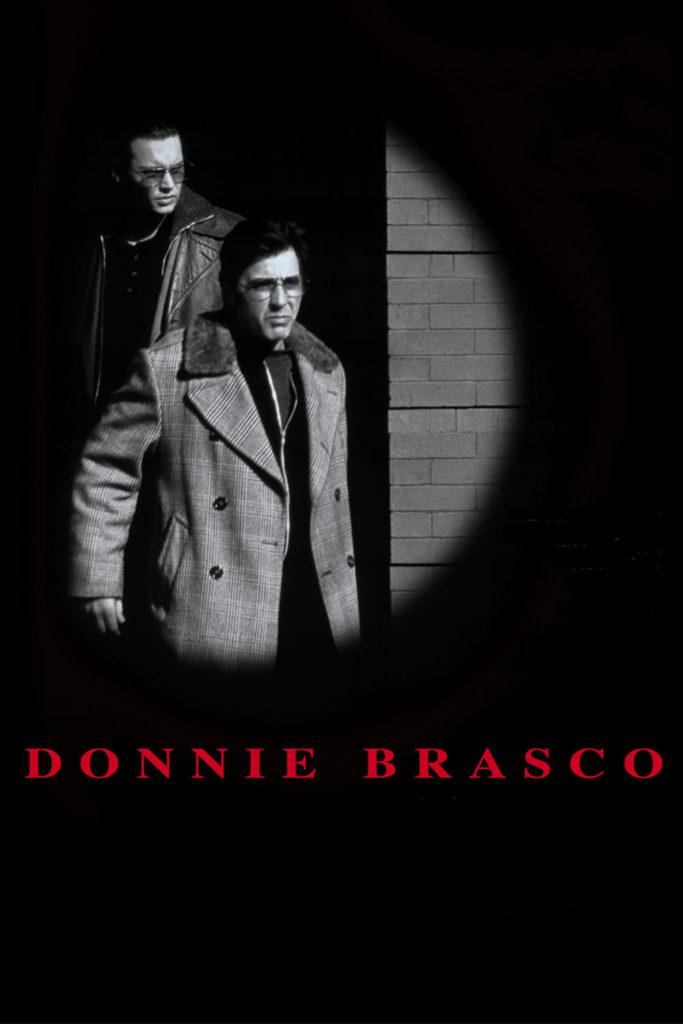 """Plakat von """"Donnie Brasco"""""""