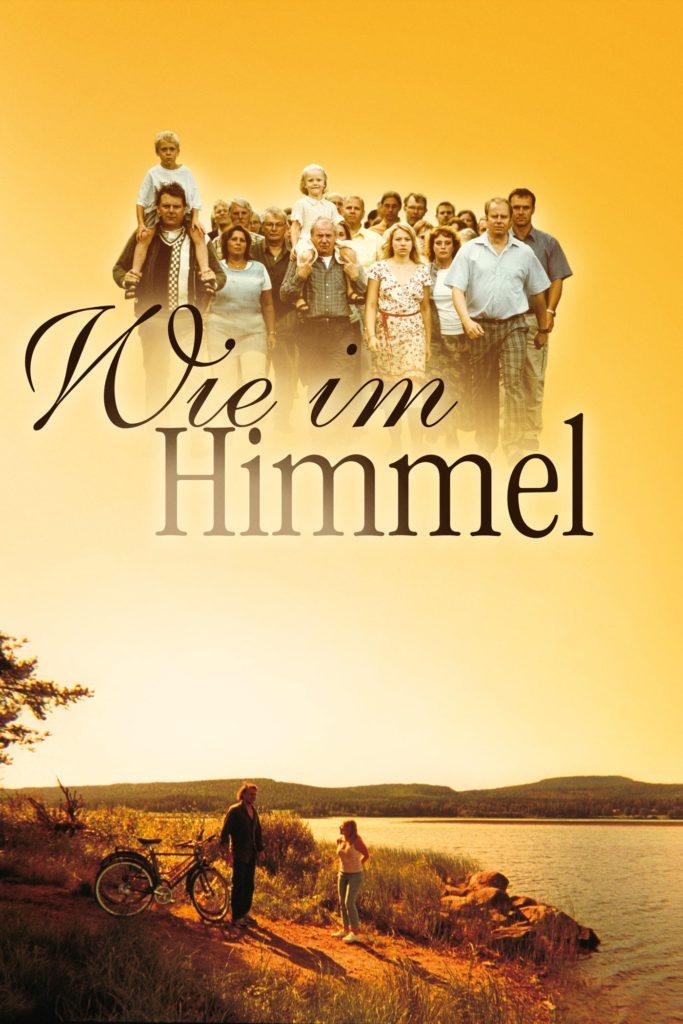 """Plakat von """"Wie im Himmel"""""""