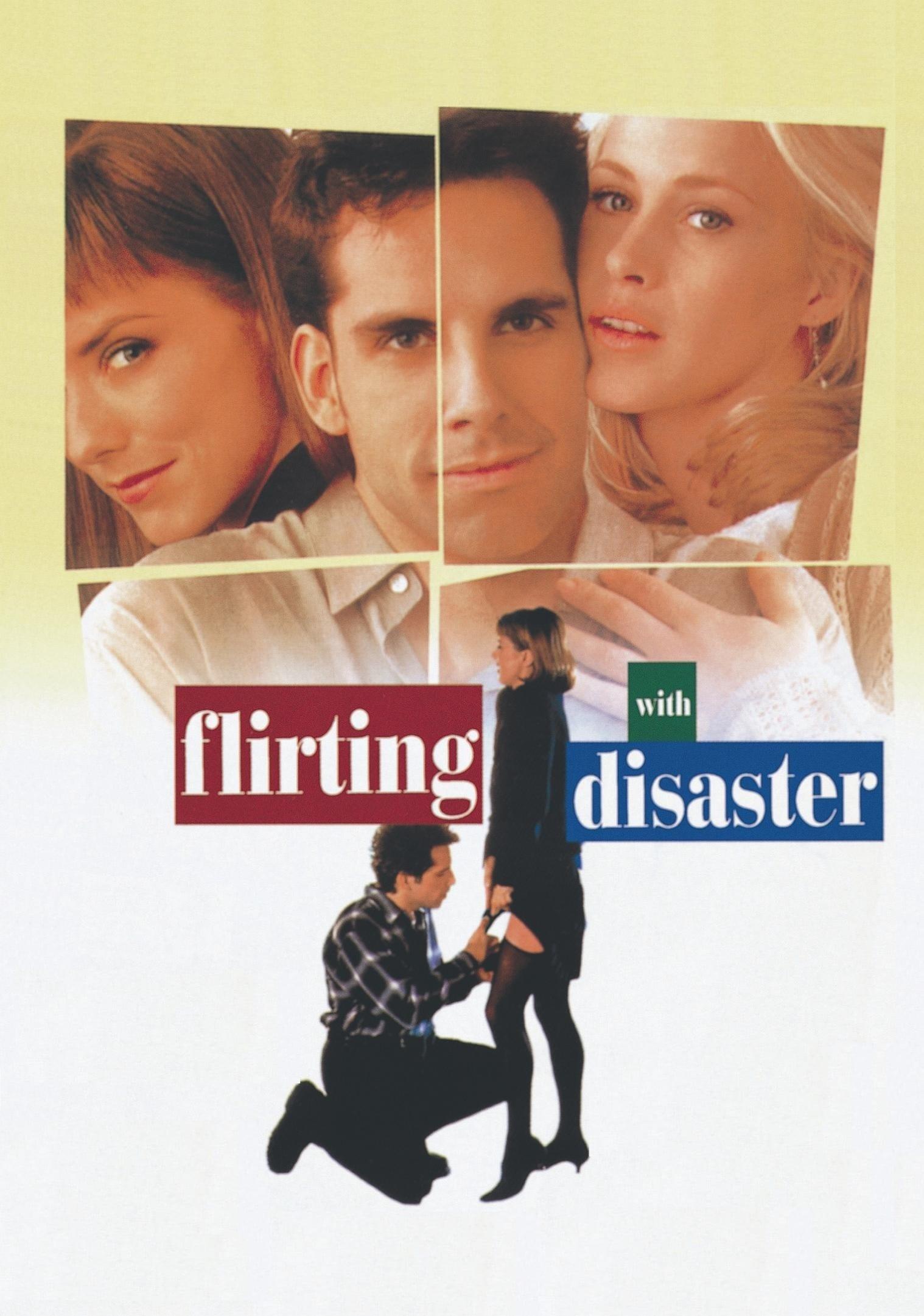 """Plakat von """"Flirting with Disaster - Ein Unheil kommt selten allein"""""""