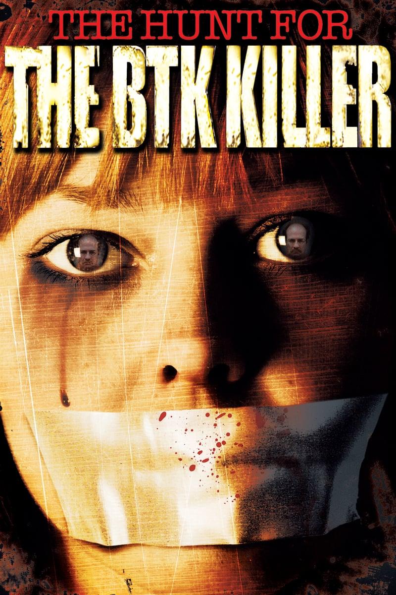 """Plakat von """"Jagd auf den BTK-Killer"""""""
