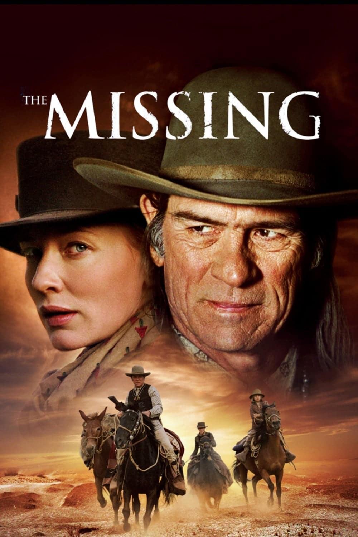 """Plakat von """"The Missing"""""""