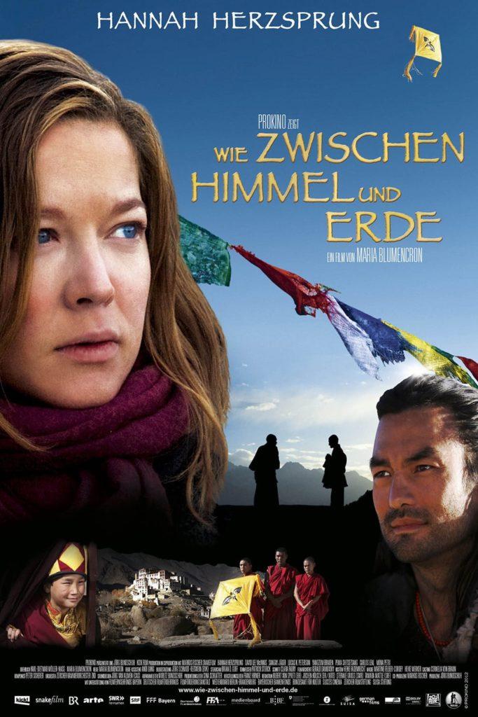 """Plakat von """"Wie zwischen Himmel und Erde"""""""