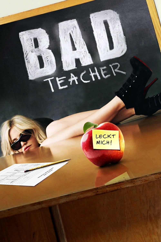 """Plakat von """"Bad Teacher"""""""