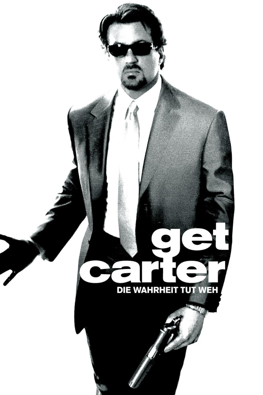 """Plakat von """"Get Carter - Die Wahrheit tut weh"""""""