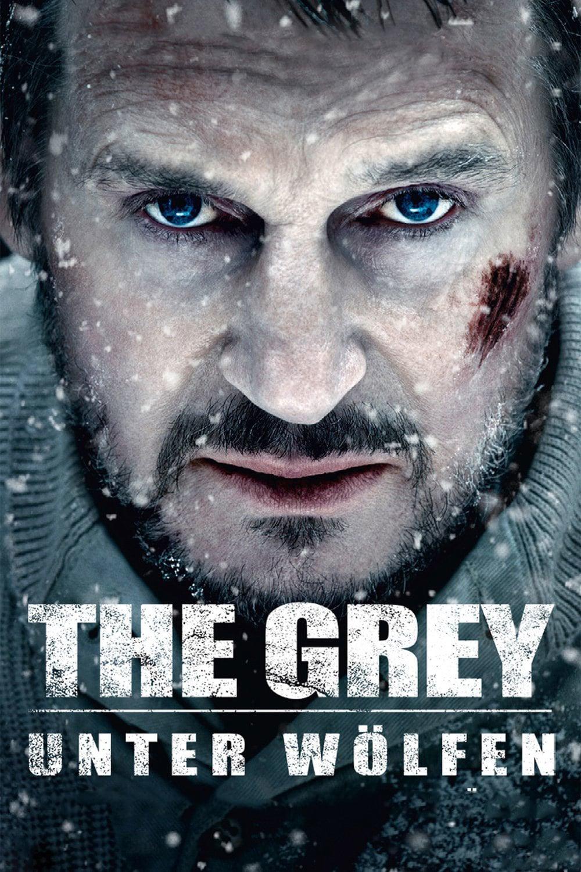 """Plakat von """"The Grey - Unter Wölfen"""""""