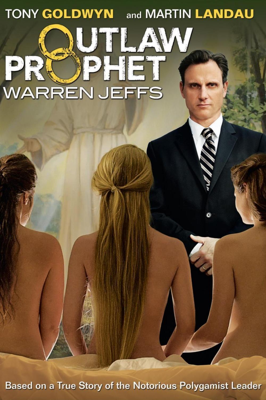 "Plakat von ""Outlaw Prophet: Warren Jeffs"""