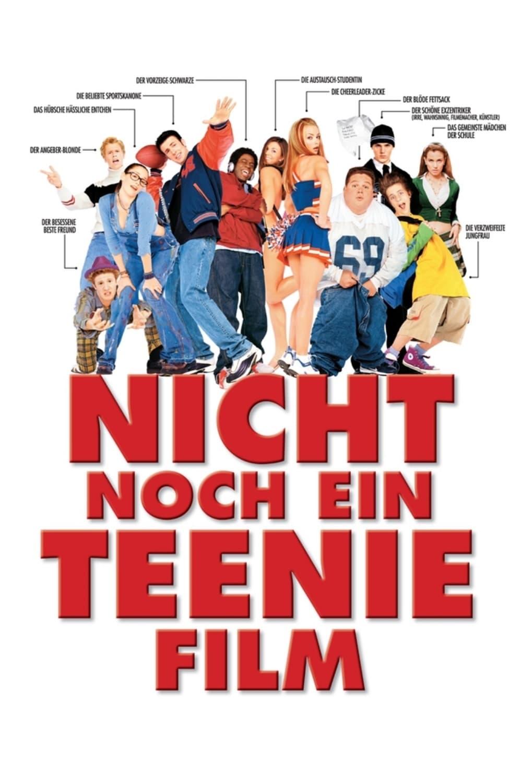 """Plakat von """"Nicht noch ein Teenie-Film"""""""