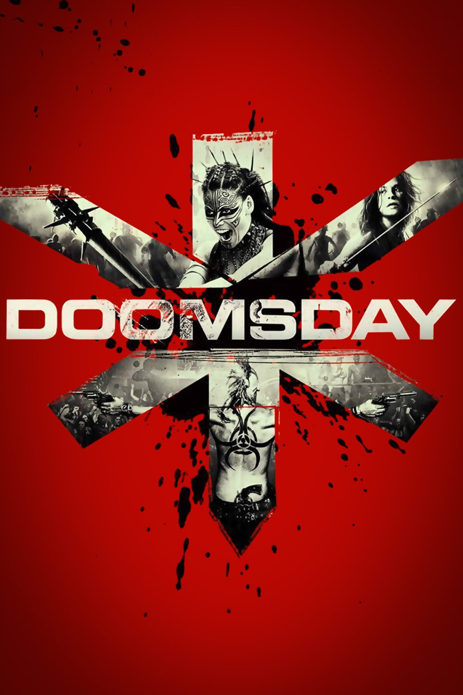 """Plakat von """"Doomsday - Tag der Rache"""""""