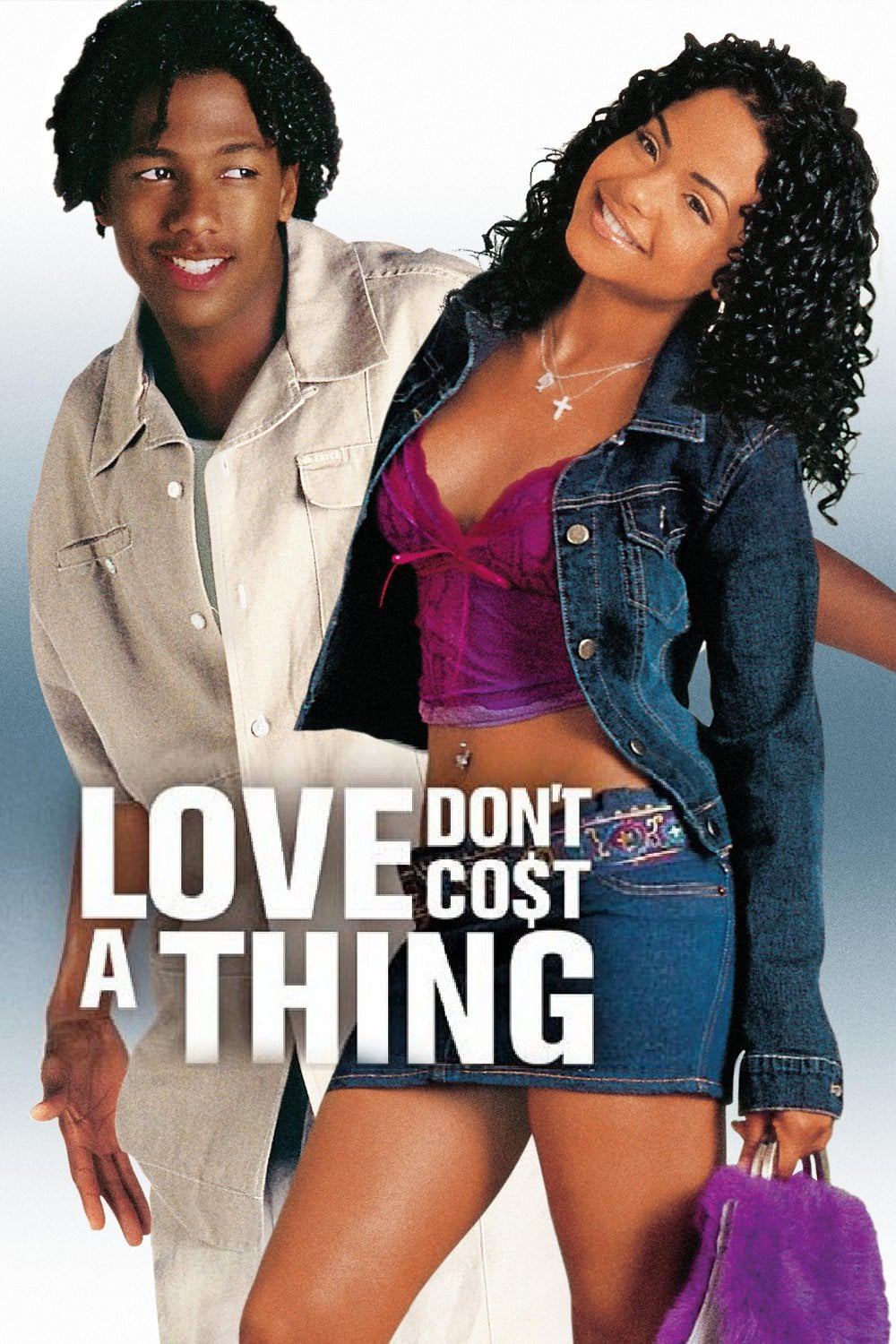 "Plakat von ""Love Don't Cost a Thing"""