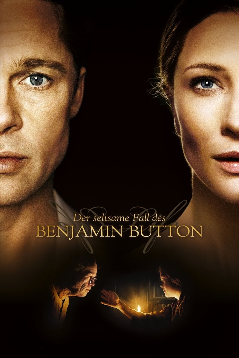 "Plakat von ""Der seltsame Fall des Benjamin Button"""