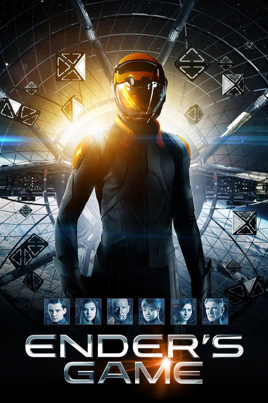 """Plakat von """"Ender's Game - Das große Spiel"""""""