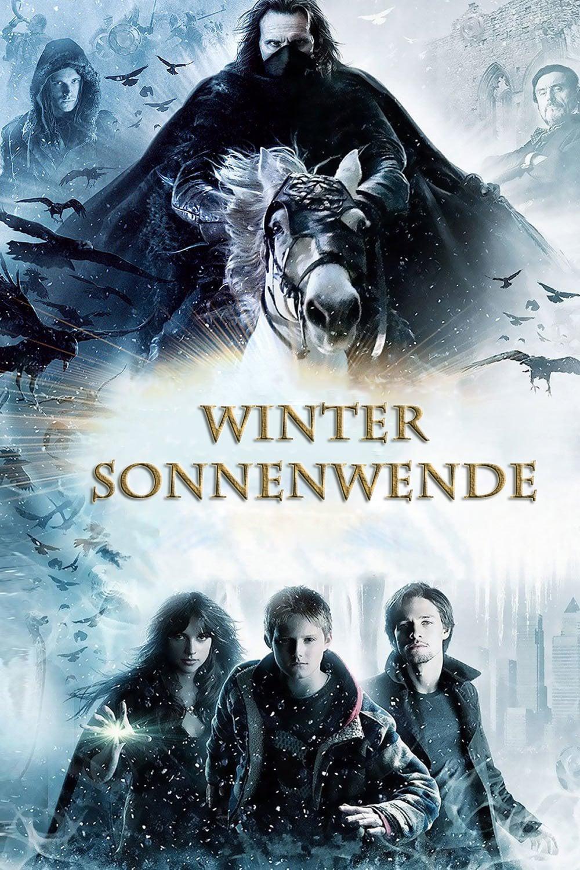 """Plakat von """"Wintersonnenwende - Die Jagd nach den sechs Zeichen des Lichts"""""""