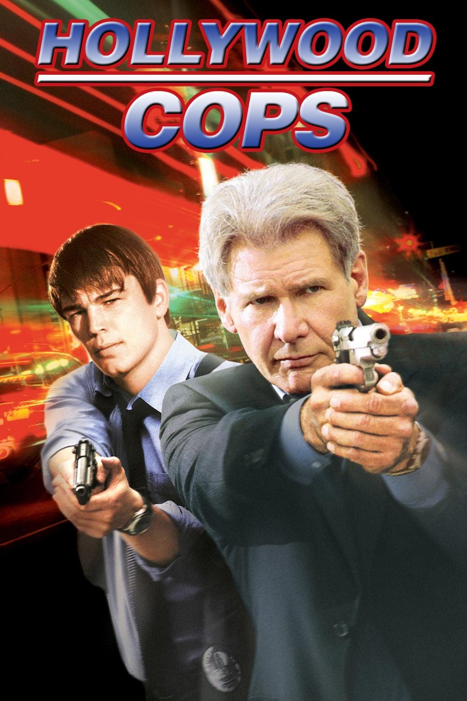 """Plakat von """"Hollywood Cops"""""""