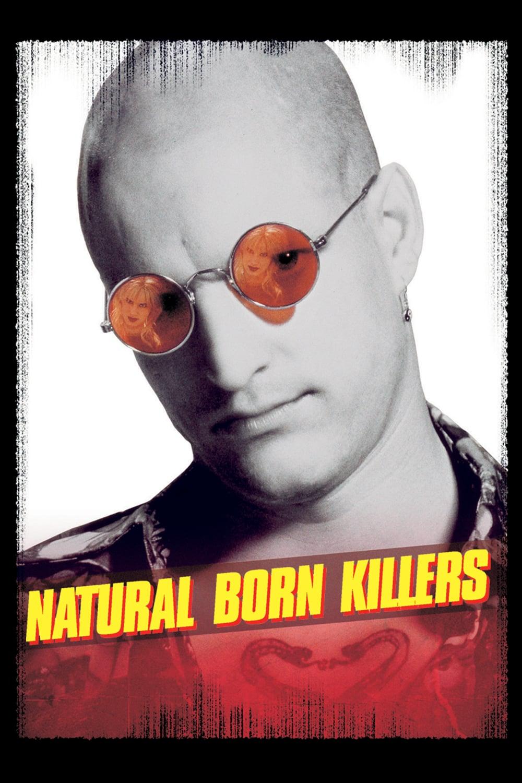 "Plakat von ""Natural Born Killers"""