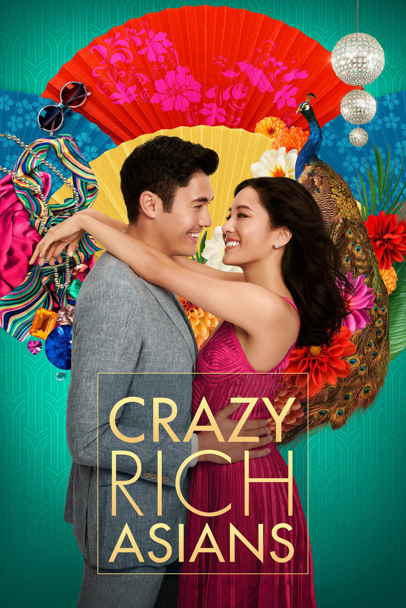 "Plakat von ""Crazy Rich Asians"""