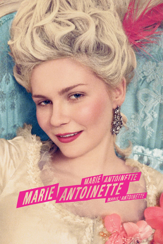 "Plakat von ""Marie Antoinette"""