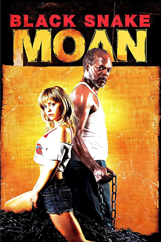 "Plakat von ""Black Snake Moan"""