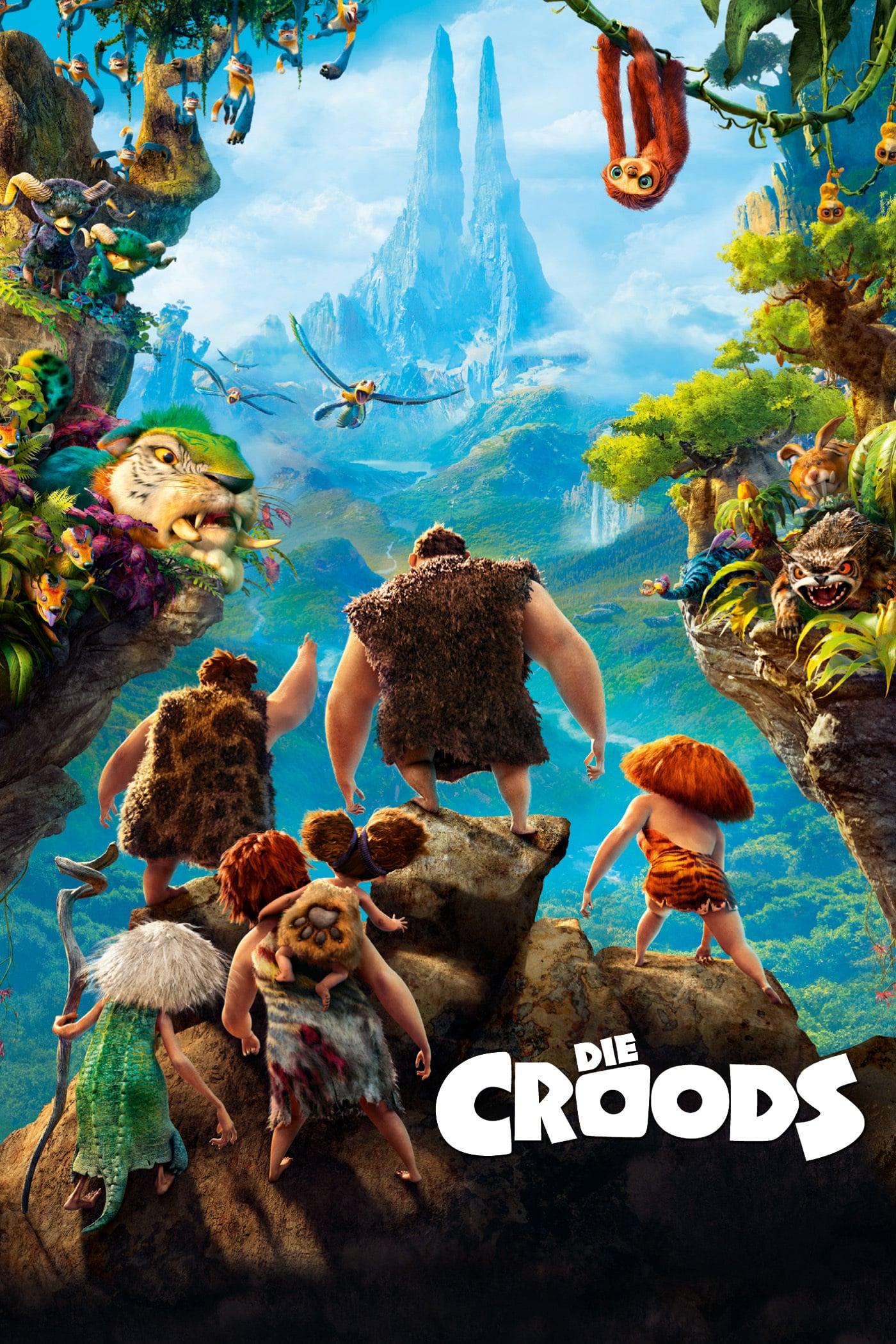 """Plakat von """"Die Croods"""""""