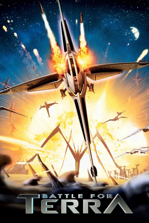"""Plakat von """"Battle for Terra"""""""