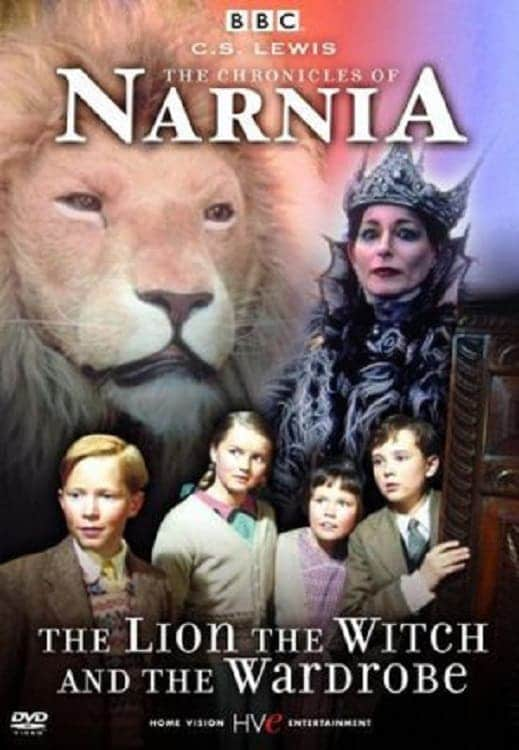 "Plakat von ""The Chronicles of Narnia: The Lion, the Witch and the Wardrobe"""