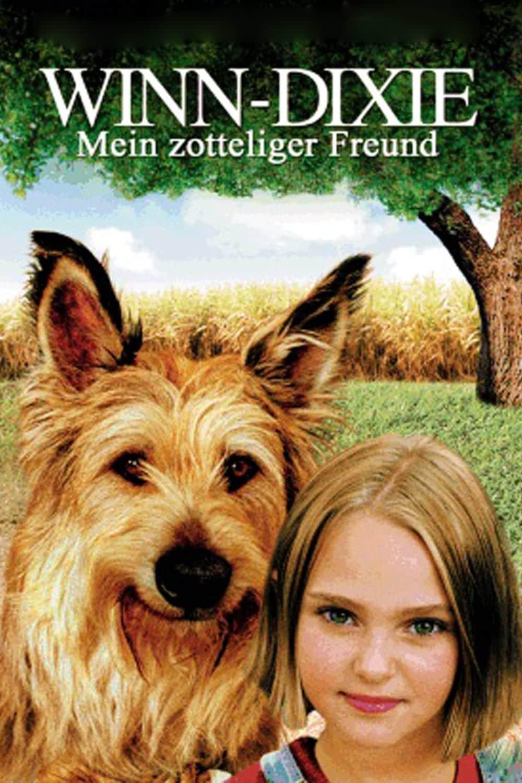 """Plakat von """"Winn-Dixie – Mein zotteliger Freund"""""""