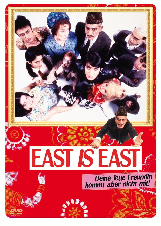 """Plakat von """"East Is East"""""""