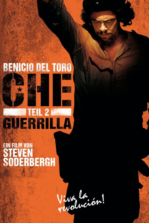 """Plakat von """"Che - Teil 2: Guerrilla"""""""