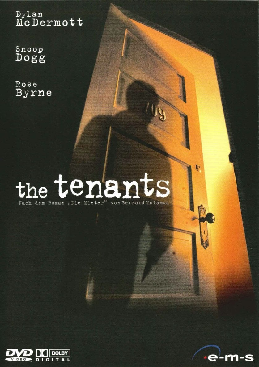 "Plakat von ""The Tenants"""